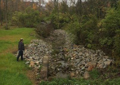 Marival Stream Restoration Long angle